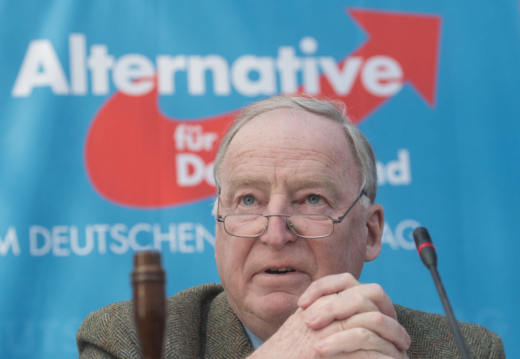 Bild zu Nach SPD-Mitgliedervotum: AfD äußert sich