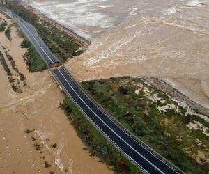 Überschwemmungen auf Sardinien