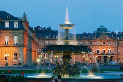 Schlossplart Stuttgart