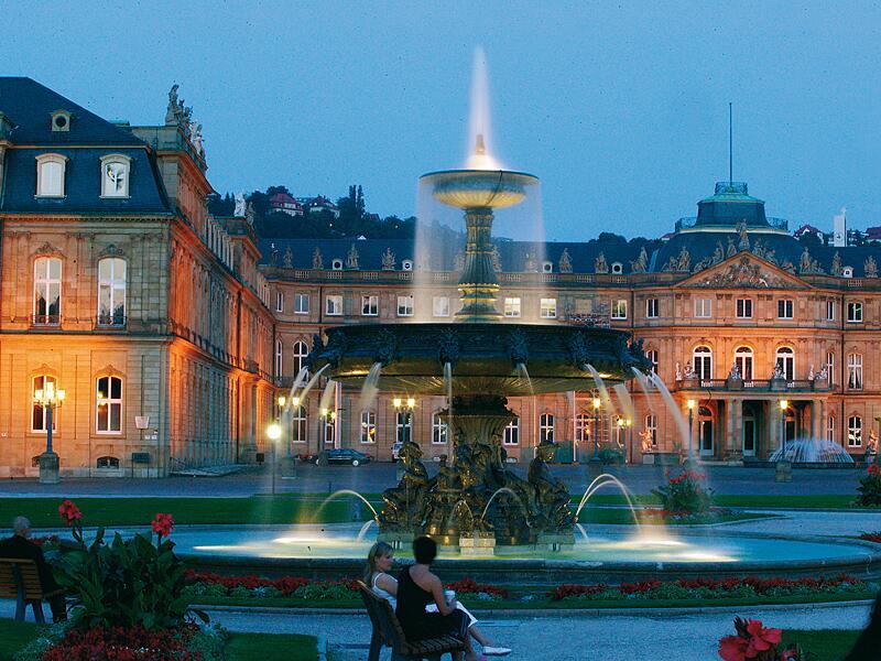 Bild zu Schlossplart Stuttgart