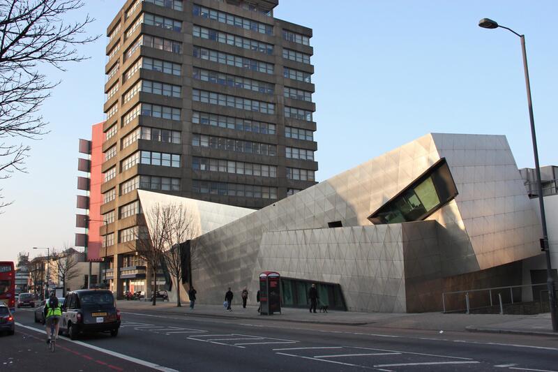 Bild zu Graduate Centre, England