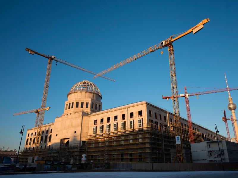 Bild zu Berliner Stadtschloss
