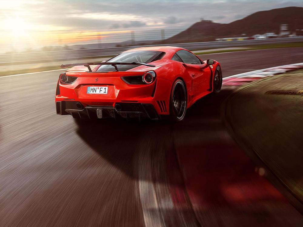 Bild zu Racing serienmäßig
