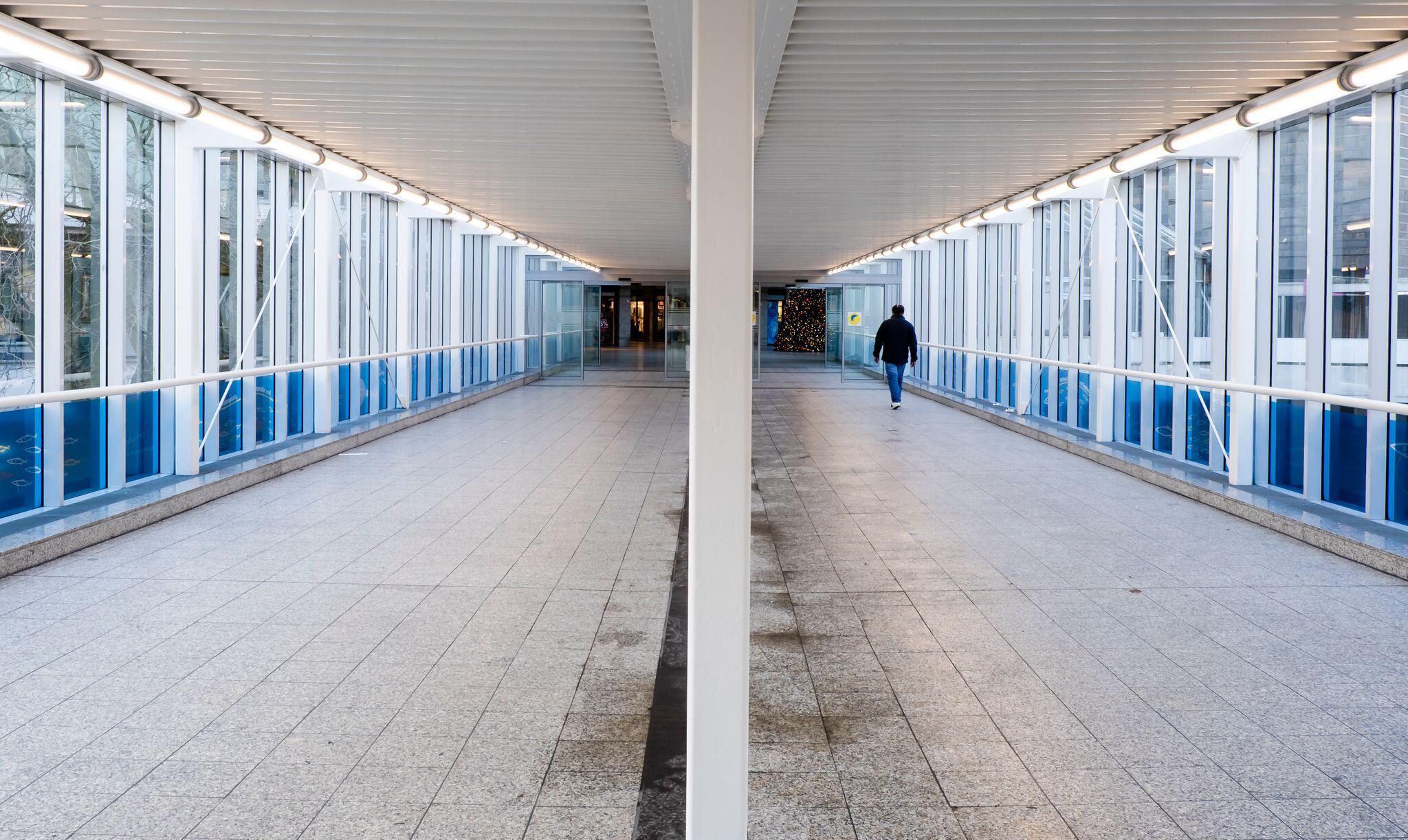 Bild zu Coronavirus - Lockdown - Kiel