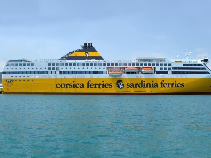 Bild zu Neue Mallorca-Fähre