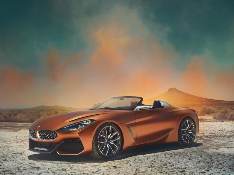 Bild zu BMW Z4