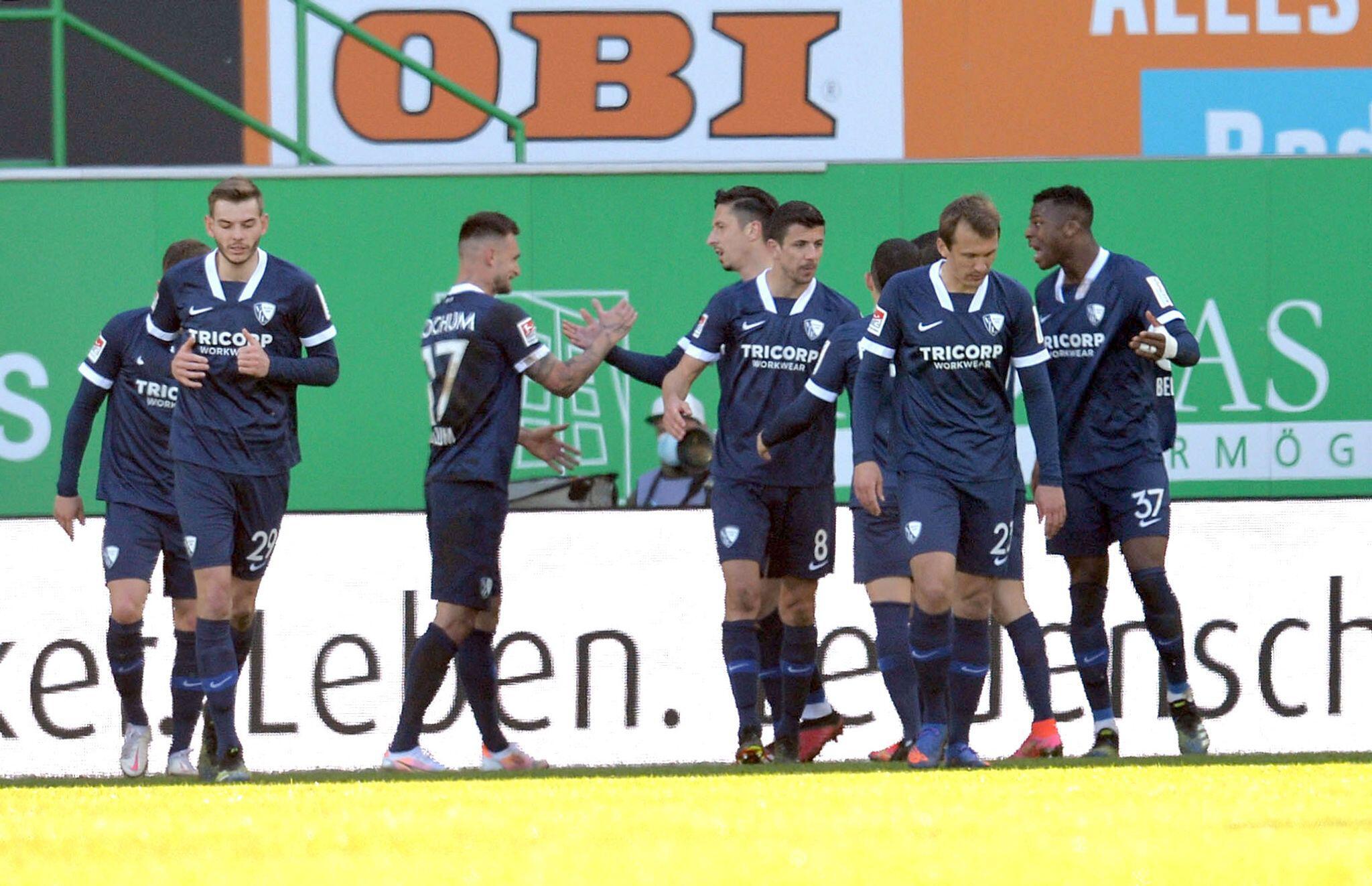 Bild zu SpVgg Greuther Fürth - VfL Bochum