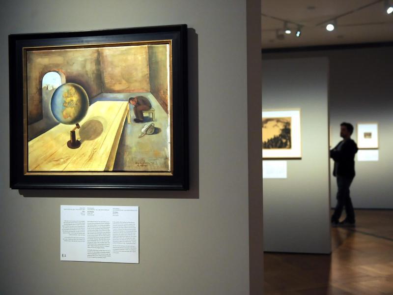 Bild zu Kunst aus dem Holocaust