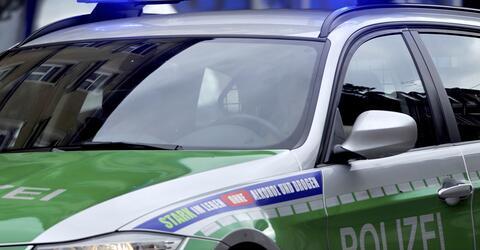 Polizei, Motorsäge
