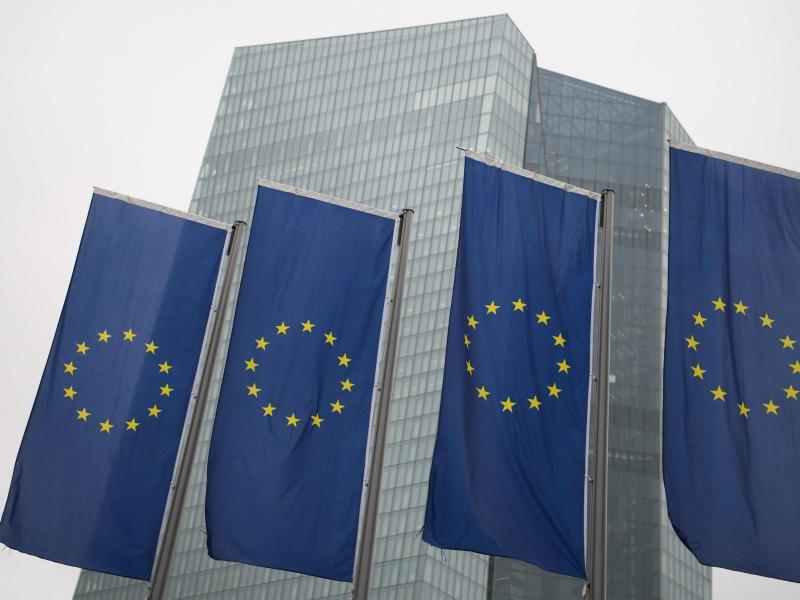 Bild zu EZB-Zentrale
