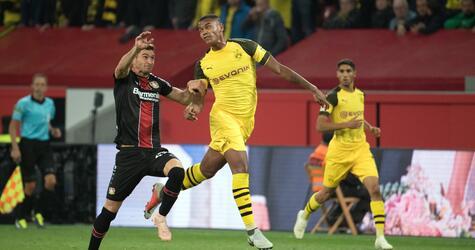 Bayer Leverkusen - Borussia Dortmund