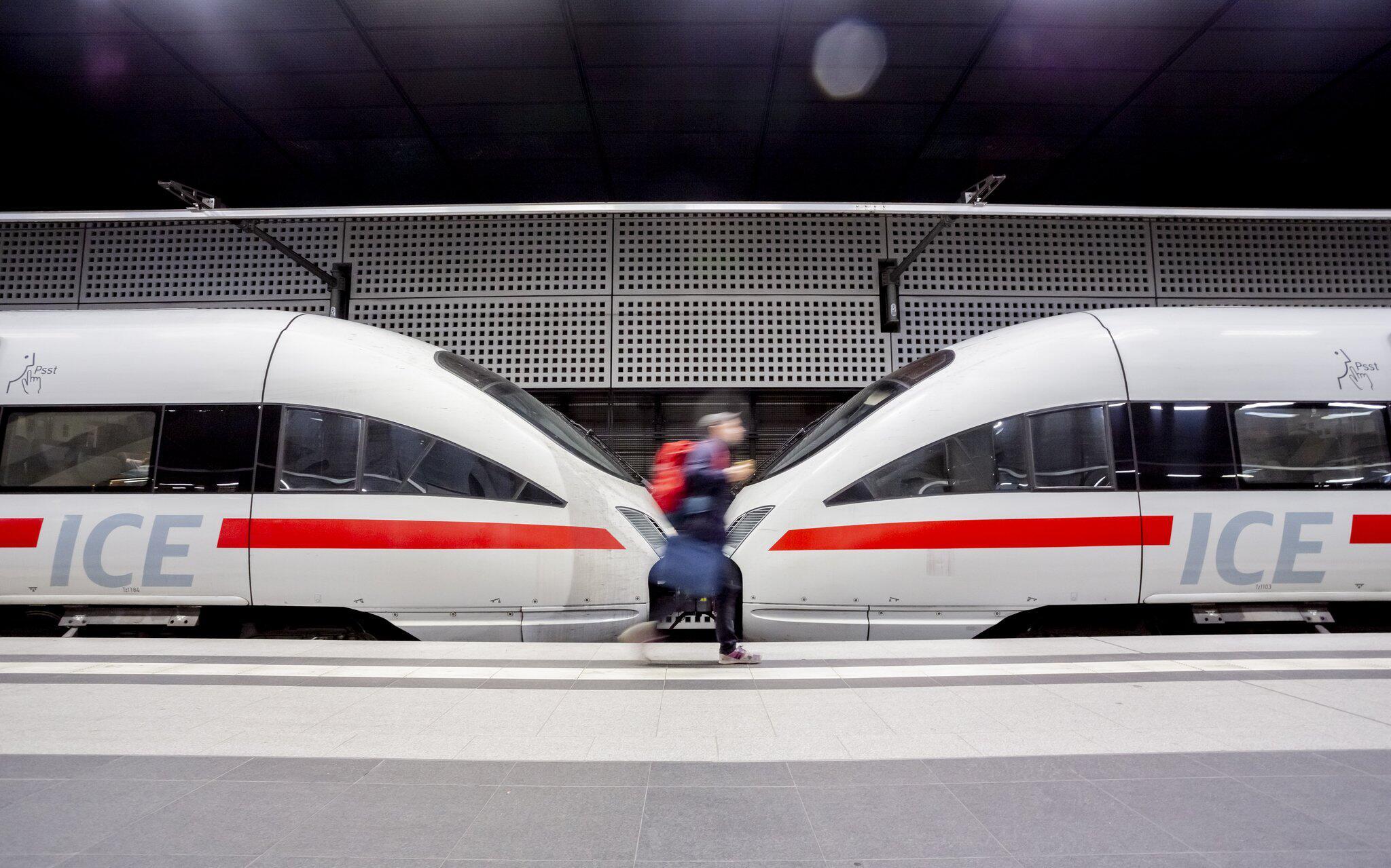 Bild zu Deutsche Bahn, Verspätung