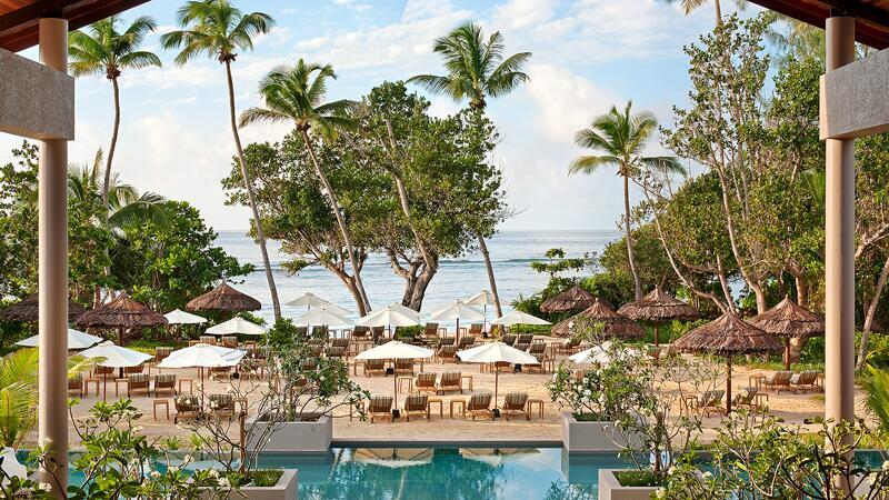 Bild zu Seychellen: den Strand im Blick