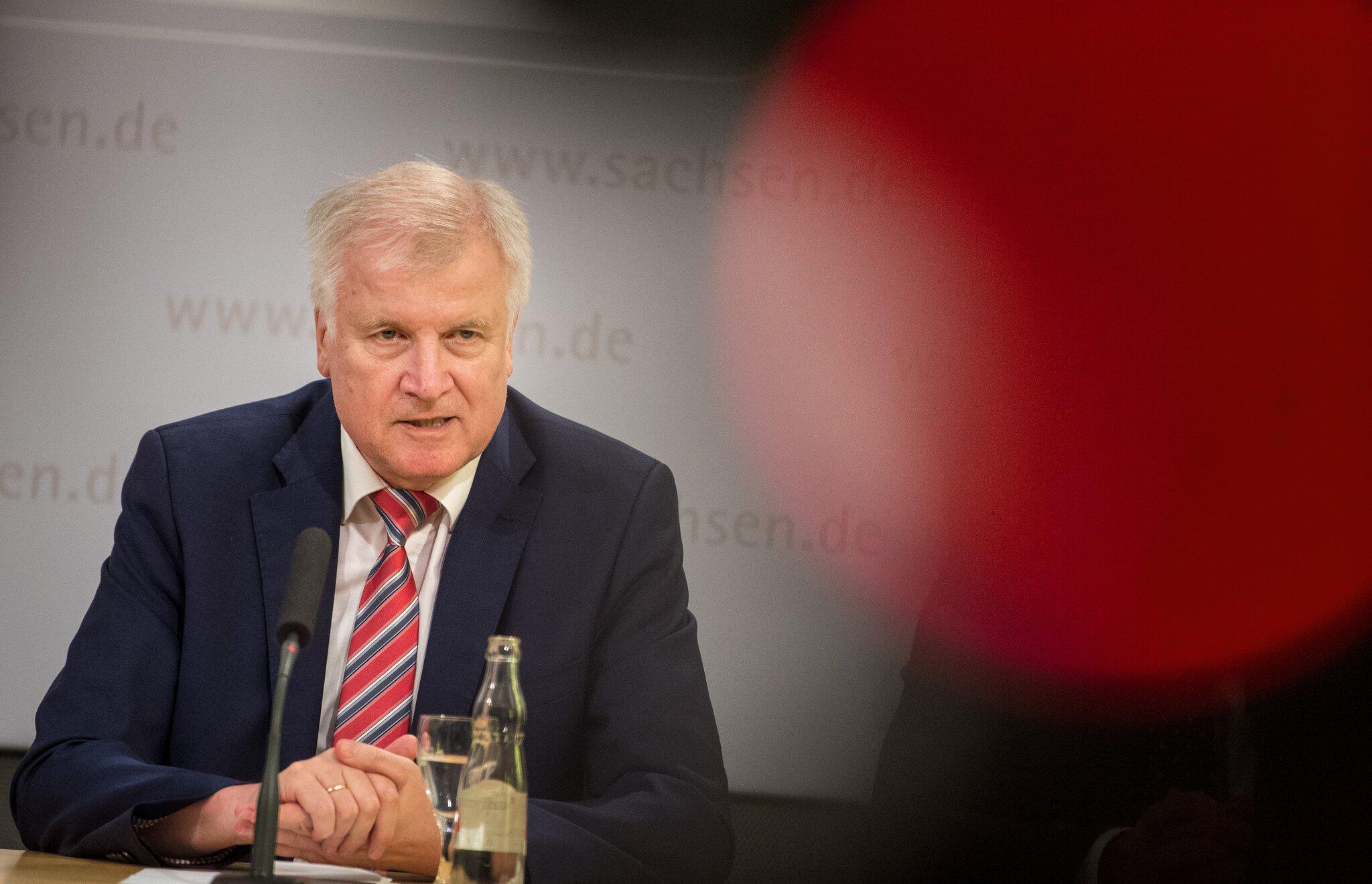 Bild zu Innenminister Horst Seehofer