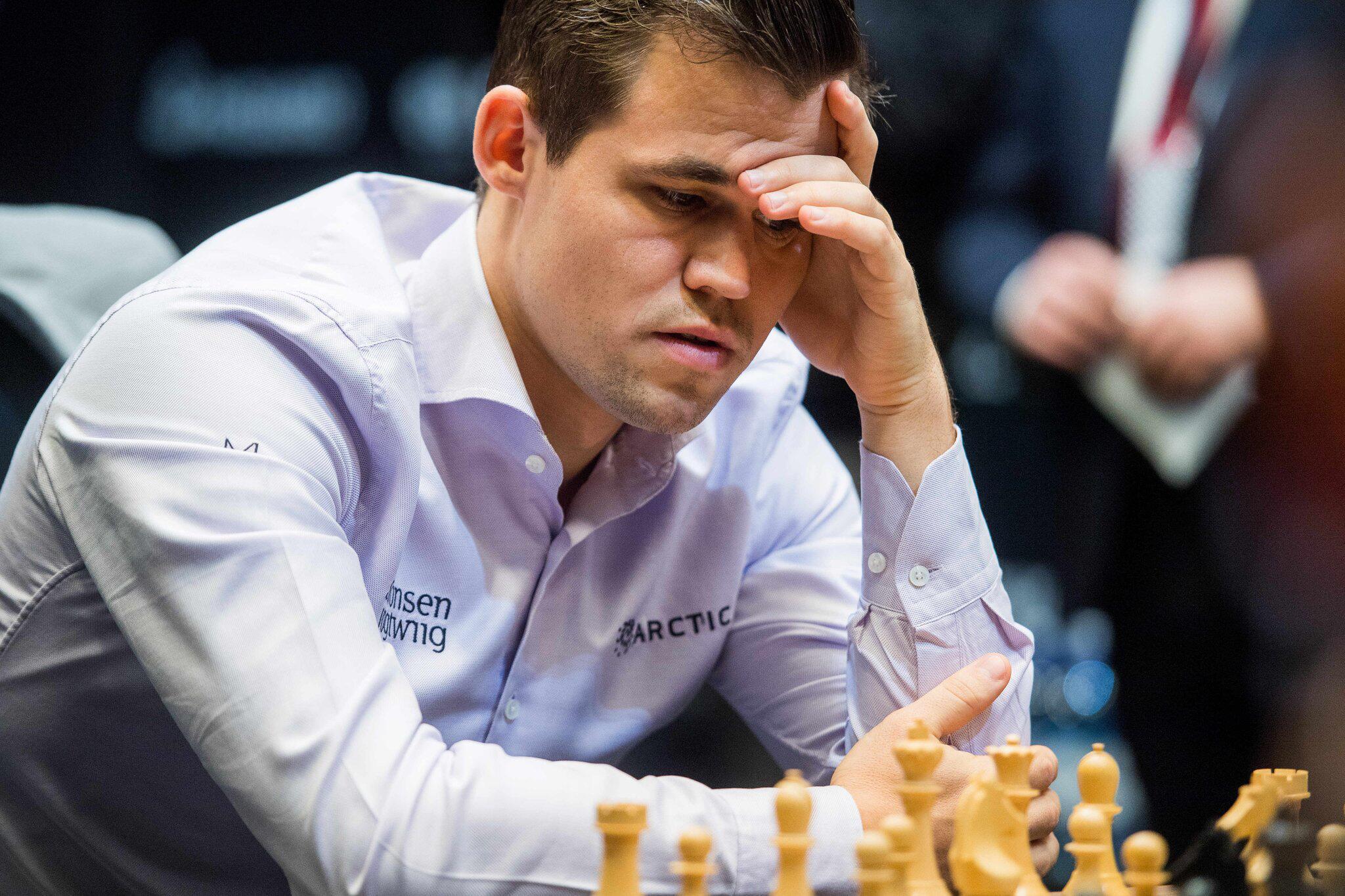 Bild zu Schachweltmeisterschaft in London