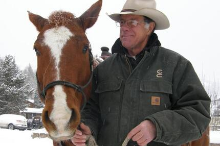 Chef-Cowboy Bill Fisher