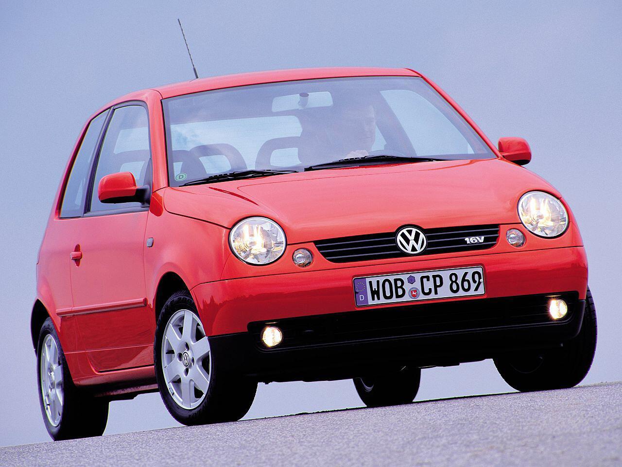 Bild zu VW Lupo