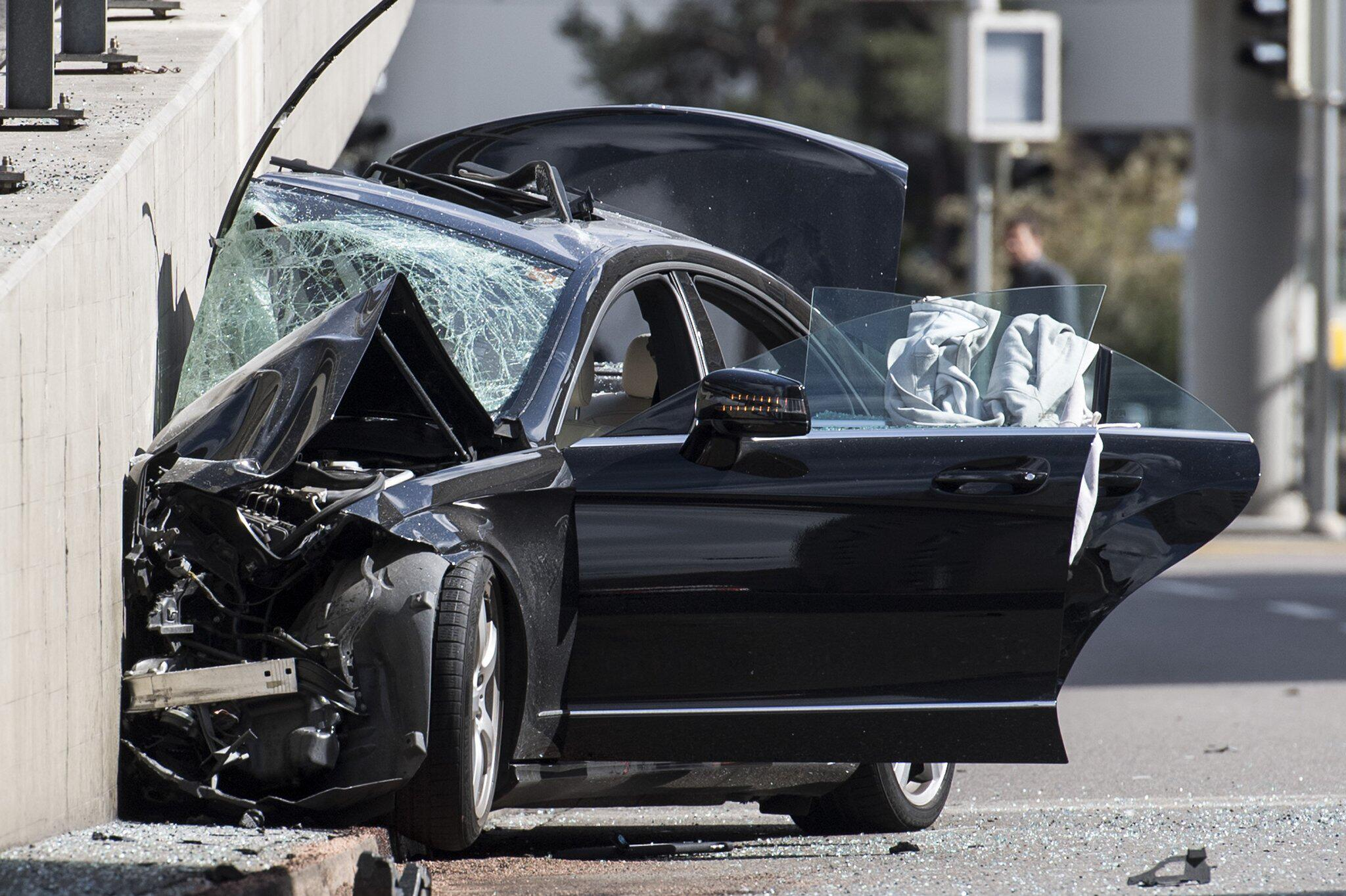 Bild zu Unfall in Zürich