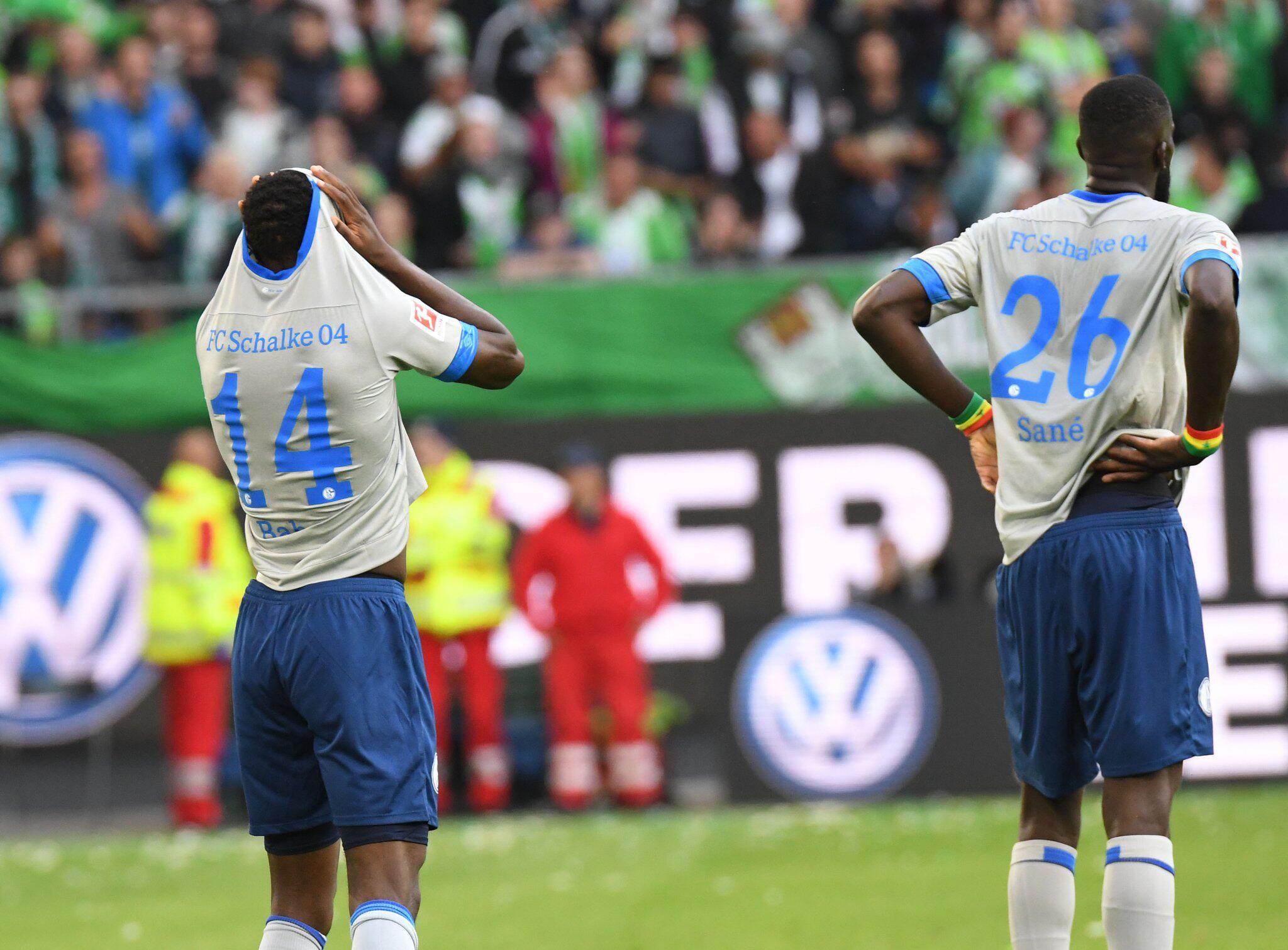 Bild zu VfL Wolfsburg - FC Schalke 04