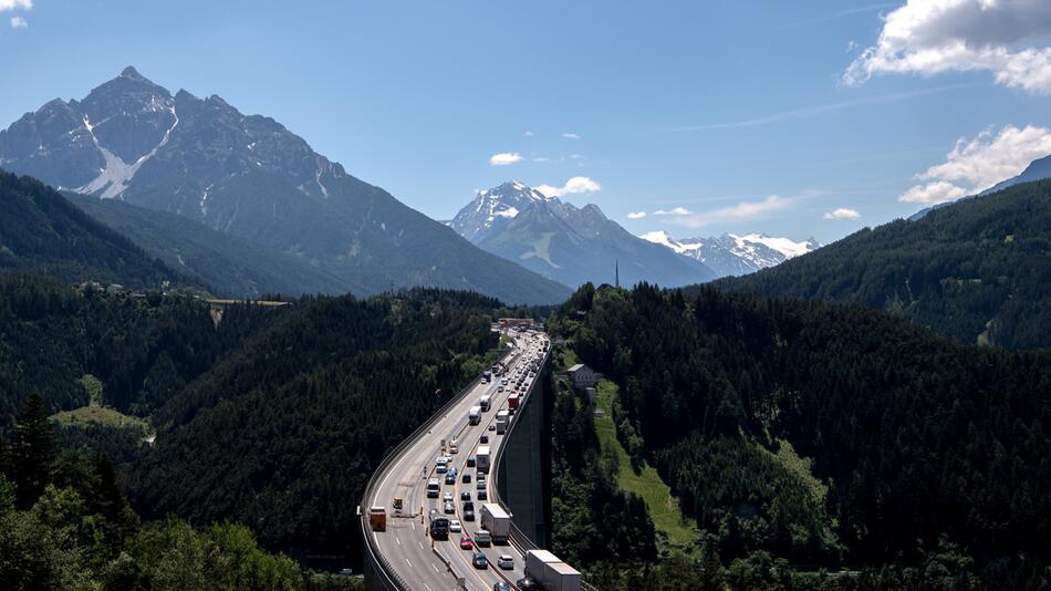 Brenner - Europabrücke