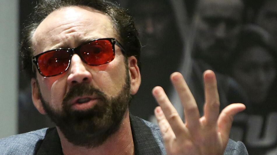 Nicolas Cage wird «Tiger King»-Figur Joe Exotic in TV-Serie