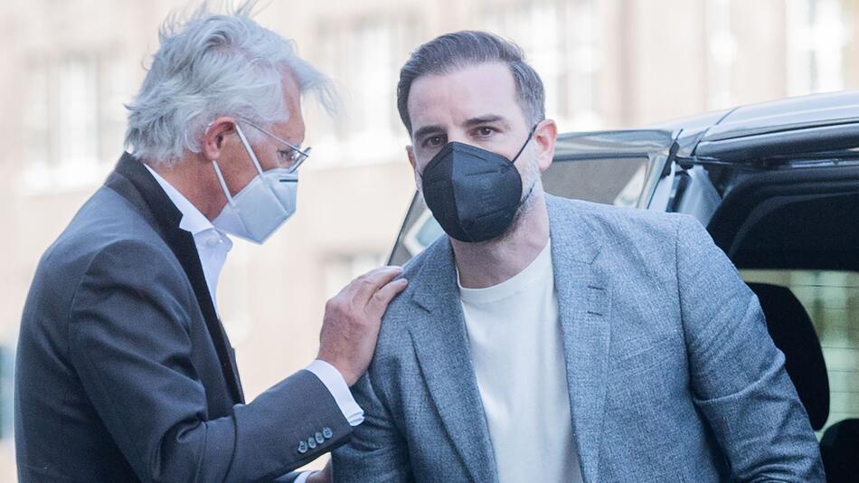 Prozess gegen Christoph Metzelder