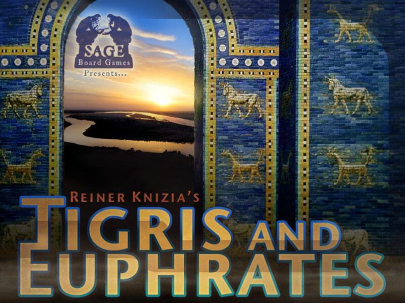 Bild zu Euphrat und Tigris (Tigris and Euphrates)