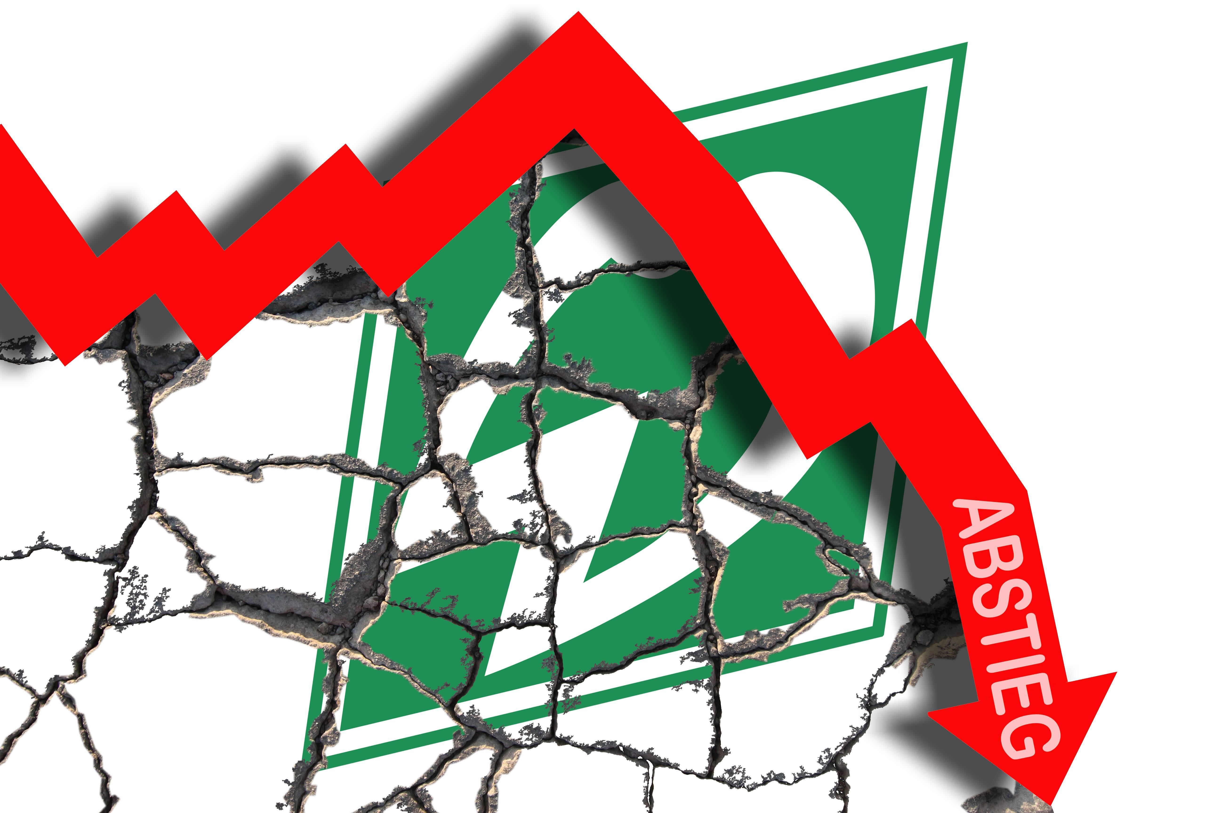Bild zu Werder Bremen, Krise, Bundesliga, Abstiegskampf, Viktor Skripnik