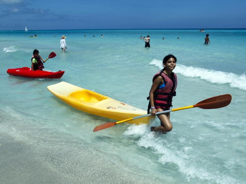 Bild zu Tourismus auf Kuba
