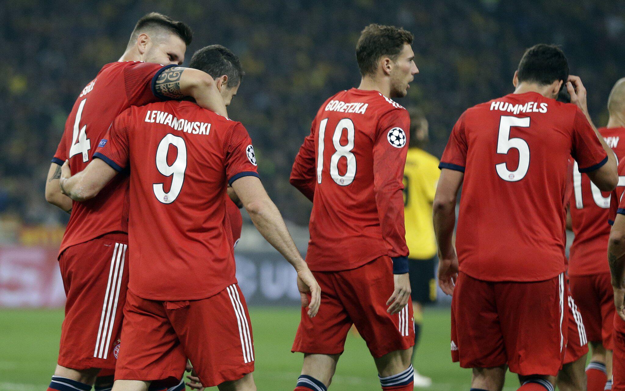 Bild zu AEK Athen - Bayern München