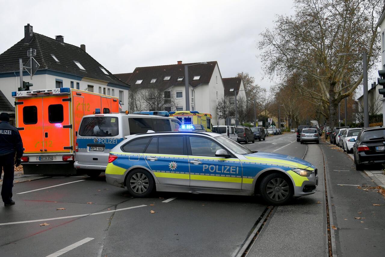 Bild zu Polizeieinsatz in Bochum