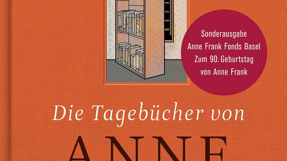 Sonderedition, Tagebuch, Tagebücher, Anne Frank, Cover, Titel, S. Fischer, Verlag