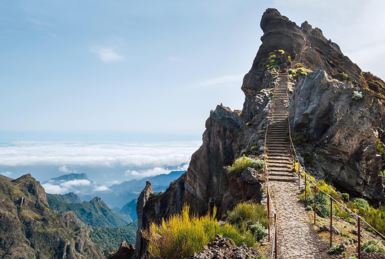 Bild zu Madeira, Corona