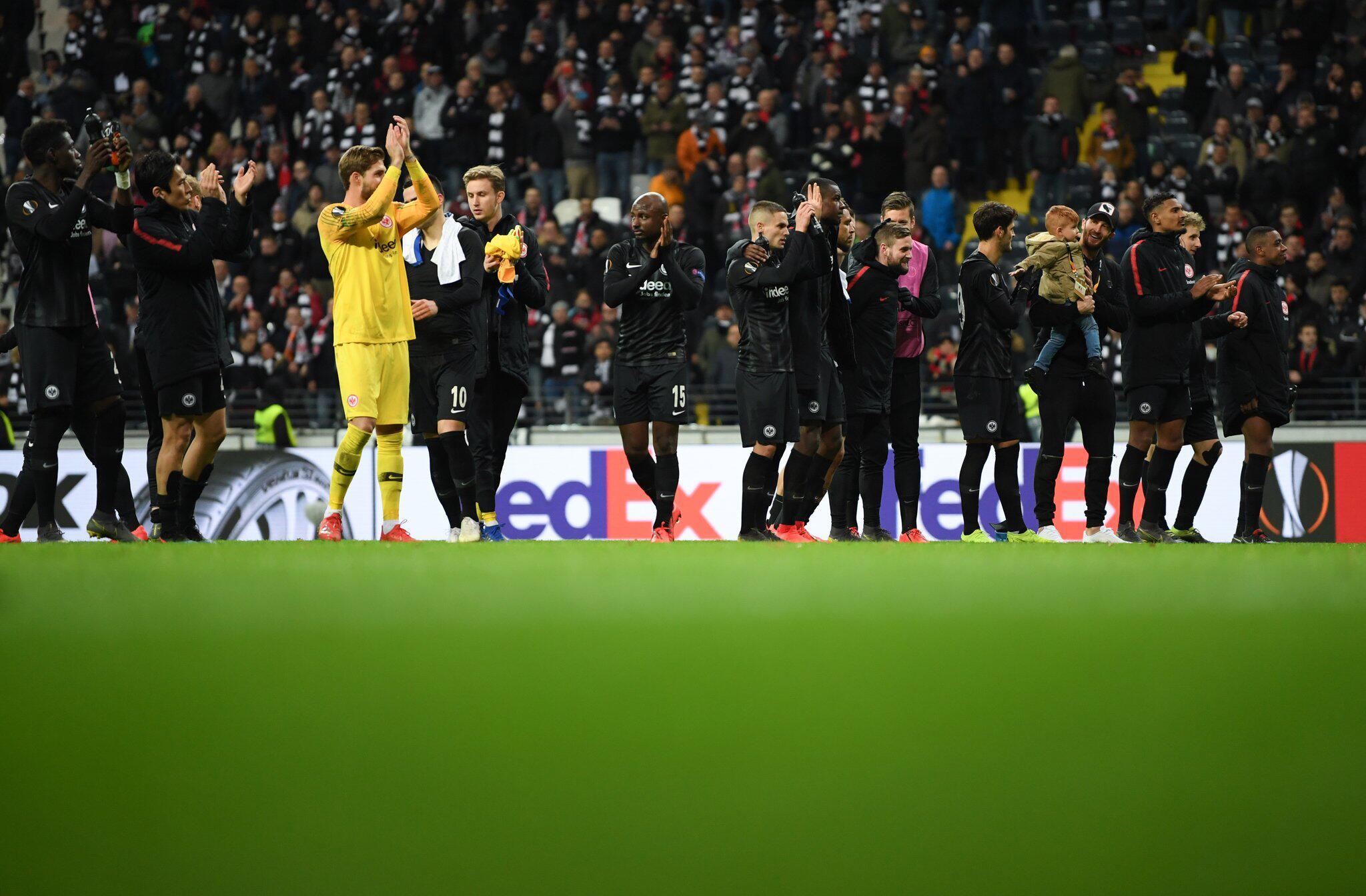 Bild zu Eintracht Frankfurt - Inter Mailand