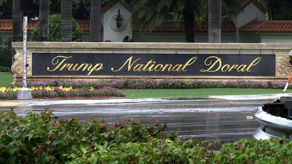 USAwollen G7-Gipfel 2020 in Trumps Golfhotel inMiami abhalten