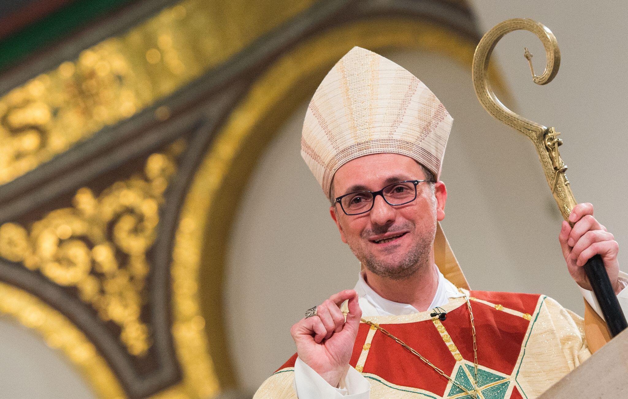 Bild zu Erzbischof Stefan Heße