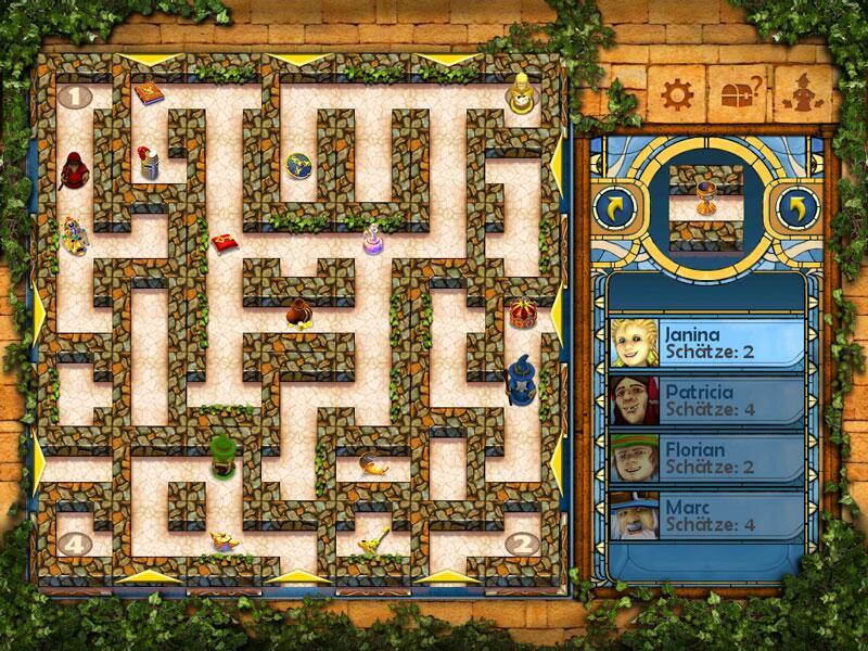 Bild zu Das verrückte Labyrinth