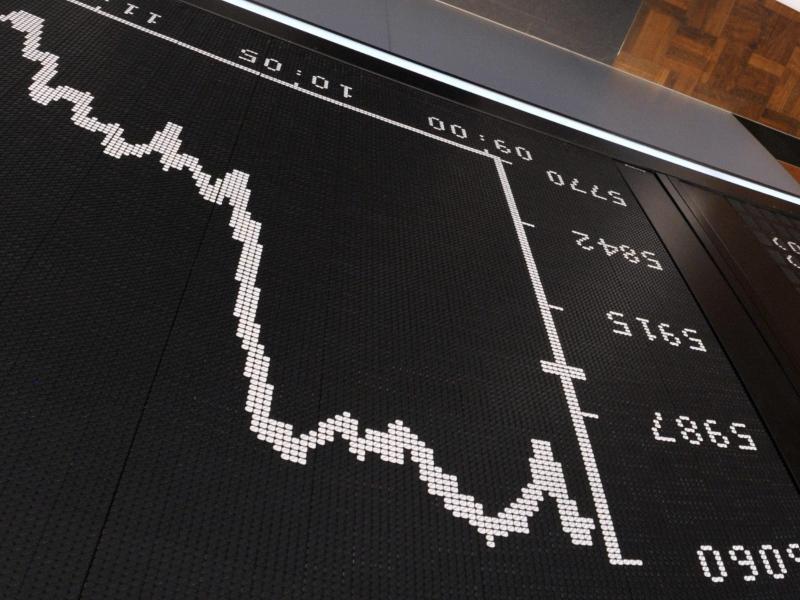 Bild zu Börsentafel