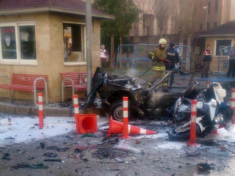 Bild zu Anschlag in Izmir