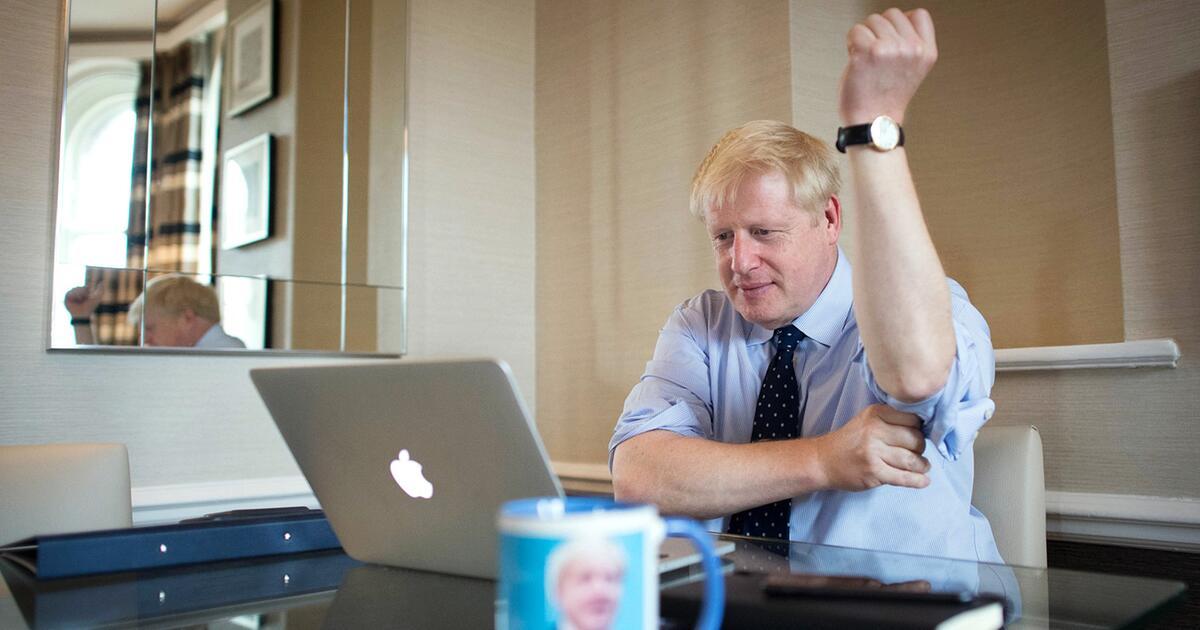 "Brexit: Boris Johnson will EU ""endgültiges Angebot"" machen ..."