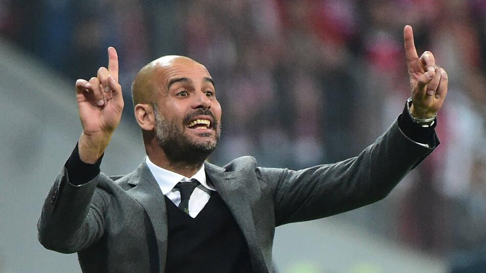 Pep Guardiola, Champions League