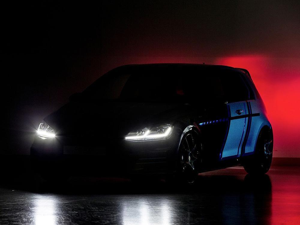 Bild zu VW Golf GTI First Decade
