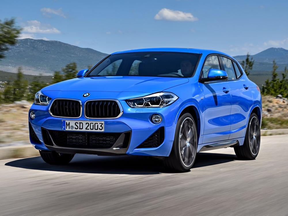 Bild zu Kürzer und flacher als der X1: Das ist der neue BMW X2 ab 2018