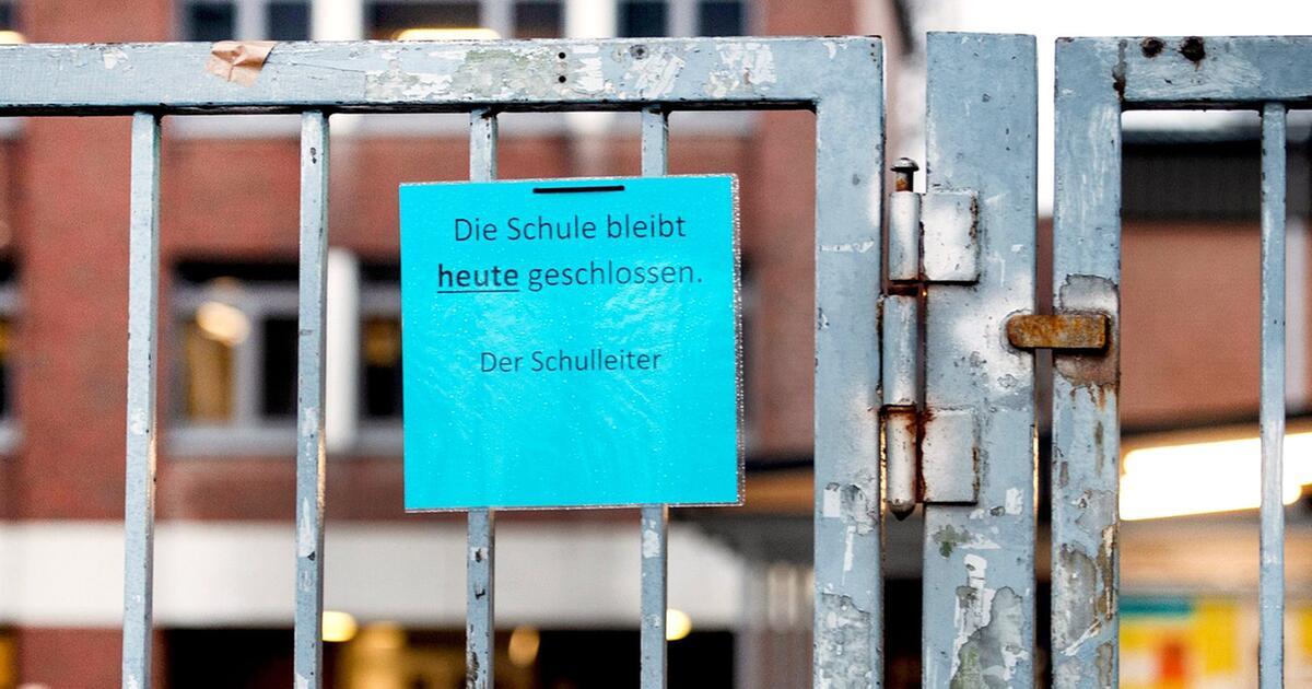 Schule Bayern Geschlossen