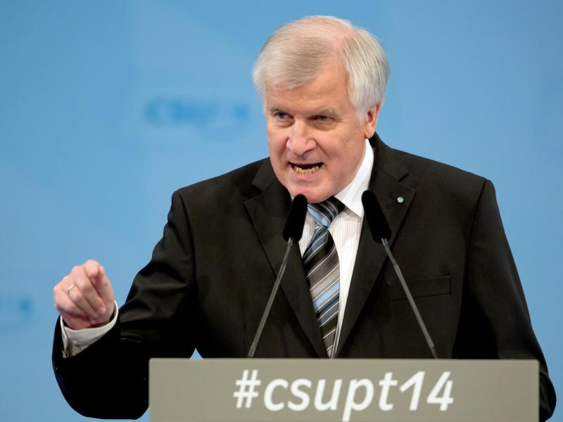 Bild zu CSU-Parteitag