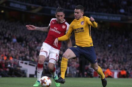 Bild zu FC Arsenal - Atletico Madrid