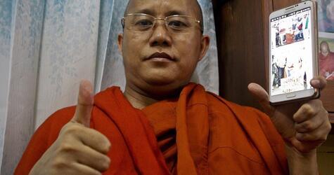 Mönch Wirathu