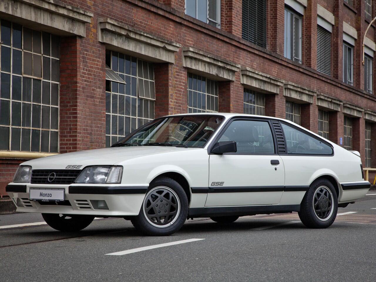 Bild zu Opel Monza GSE: 180 PS aus einem Dreiliter-Sechszylinder
