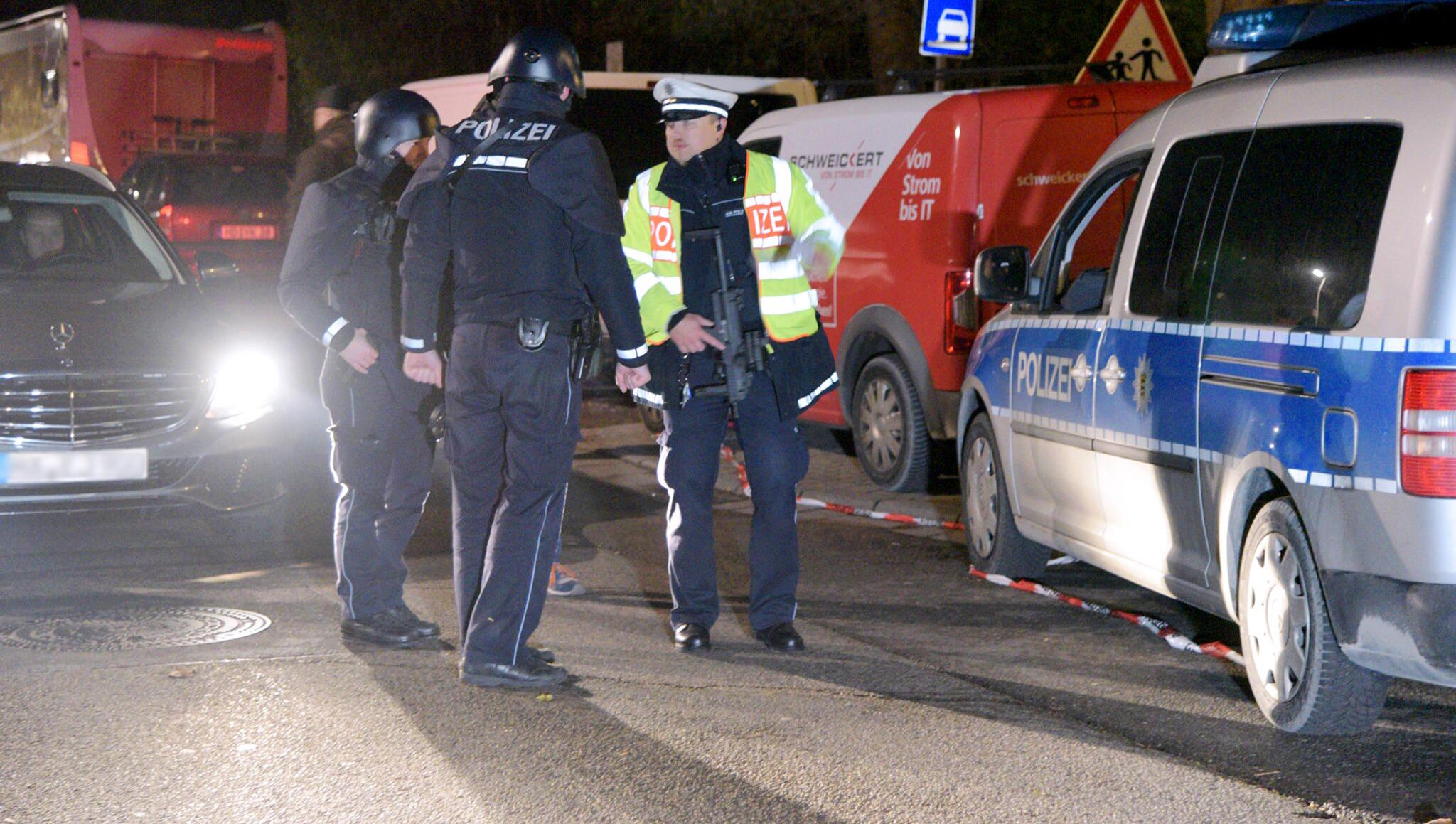 Bild zu Three dead after shots in Heidelberg skyscraper