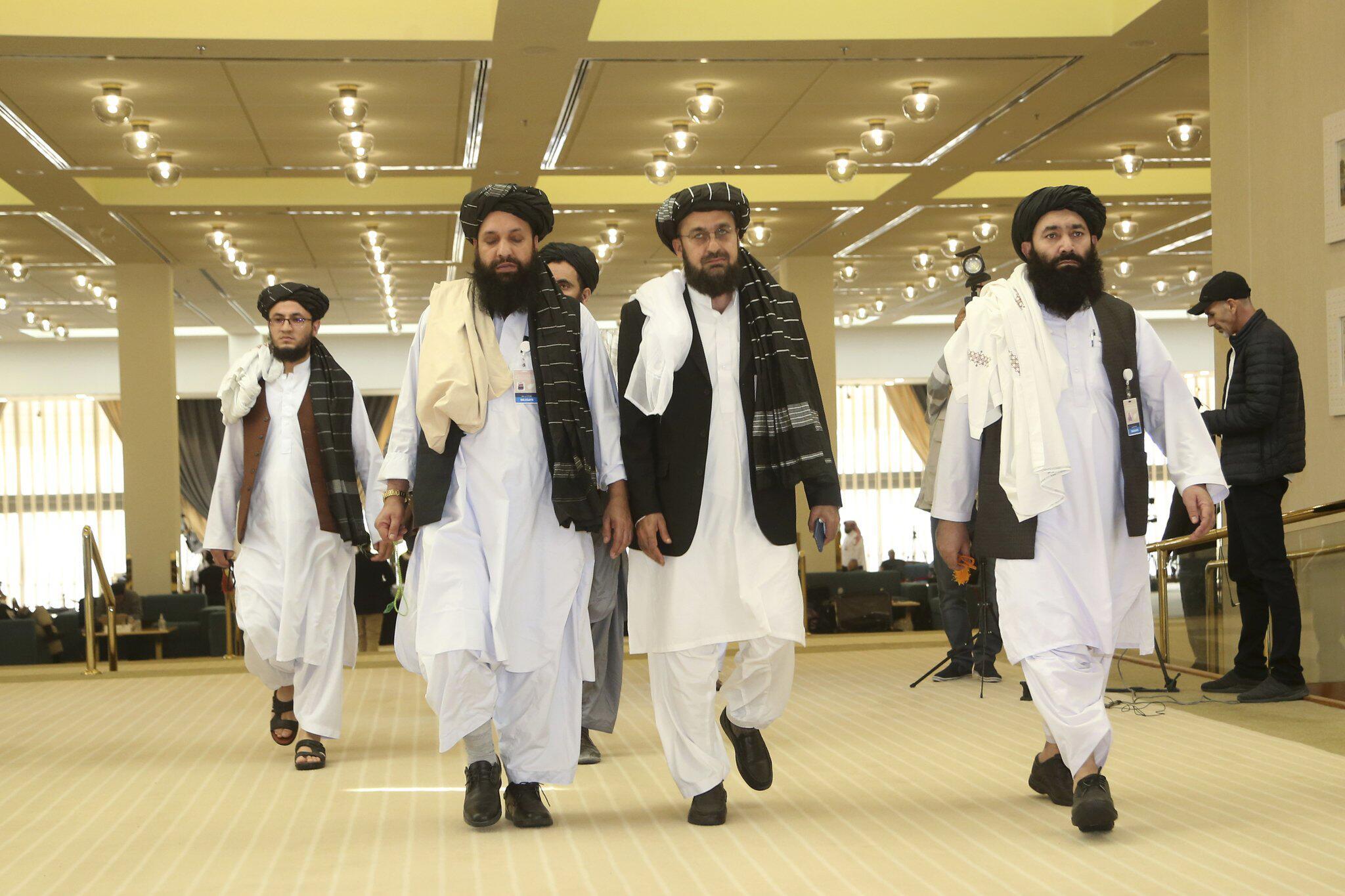 Bild zu USA und Taliban unterzeichnen Abkommen